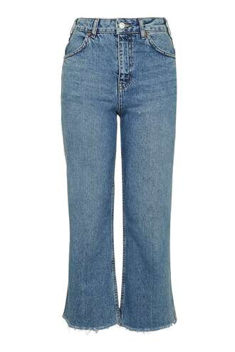 jeans cropped jeans frayed denim flare jeans