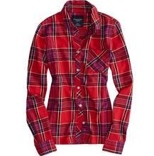 AE Real Soft Heritage Plaid Shirt