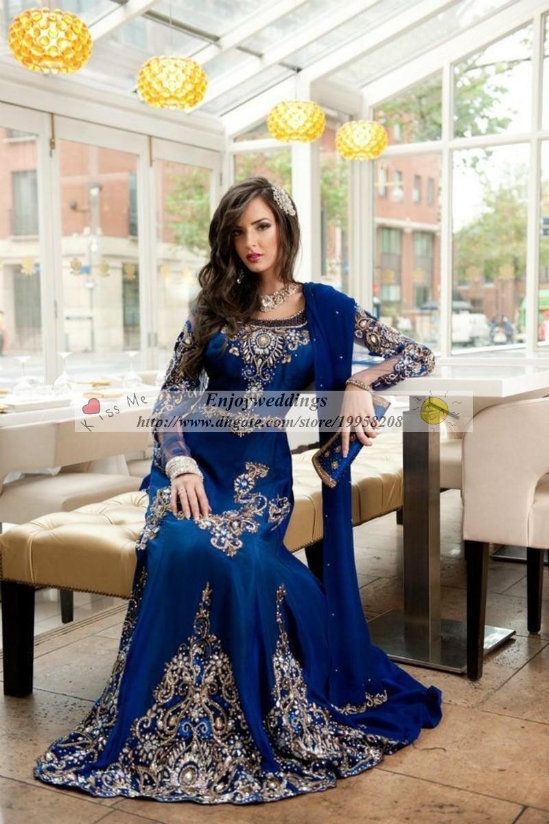Фото вечерних исламских платьев