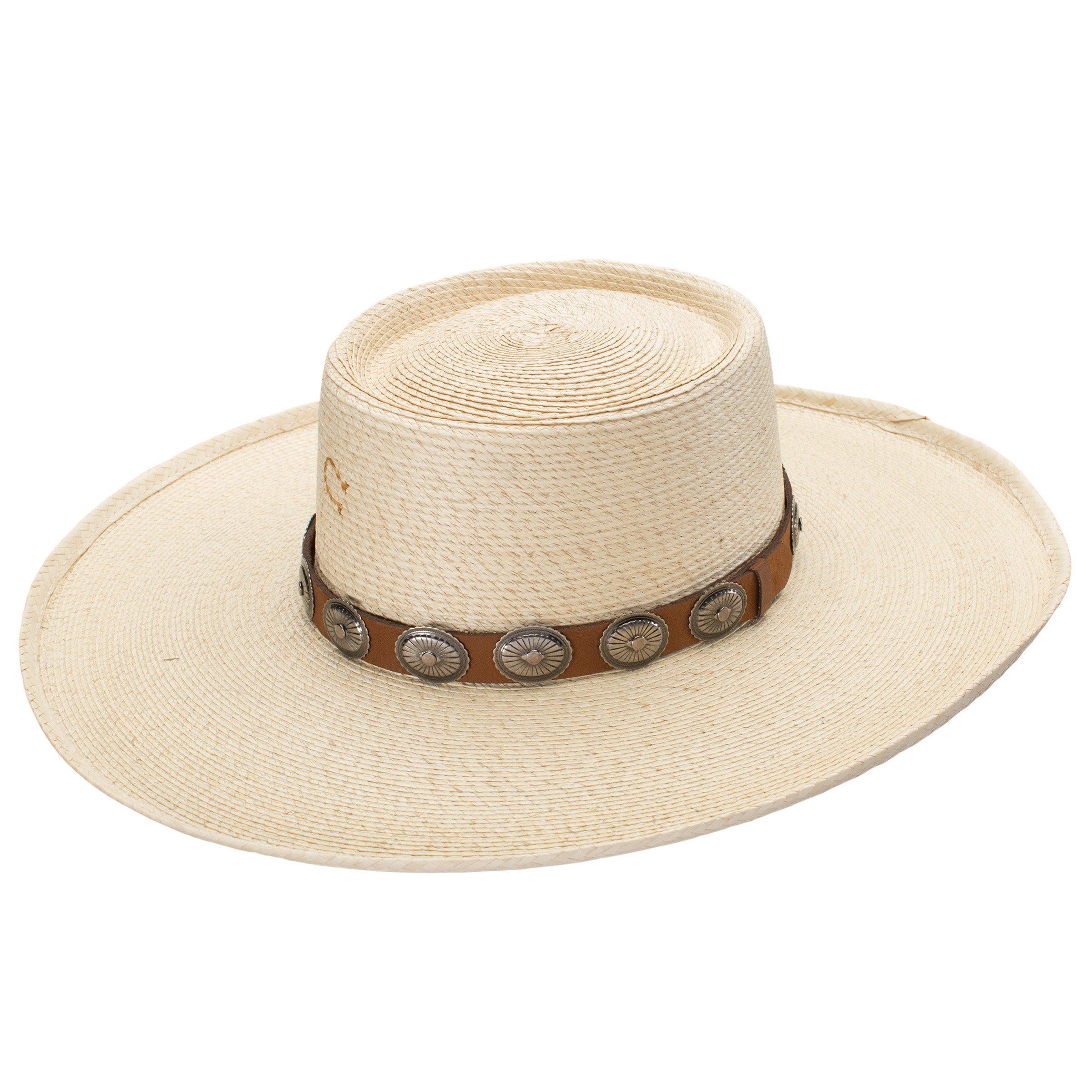 Charlie 1 Horse Women's High Desert Straw Hat Item CSHIDS-2550