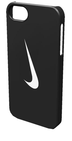 Nike accessories swoosh hard phone case for iphone 5 black. accessories accessories, runnerinn.com, buy, offers, running & triathlon.