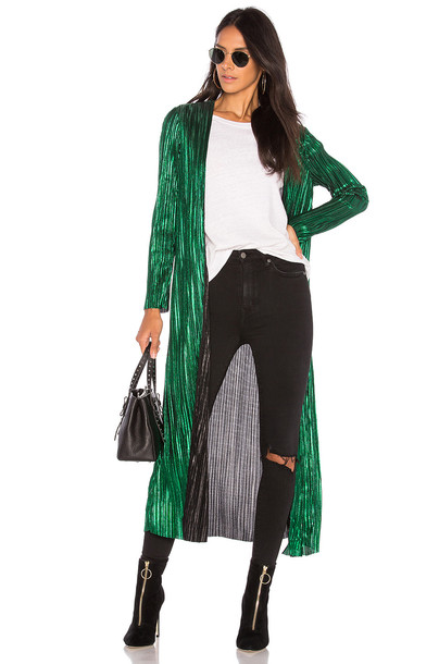 House of Harlow 1960 jacket green