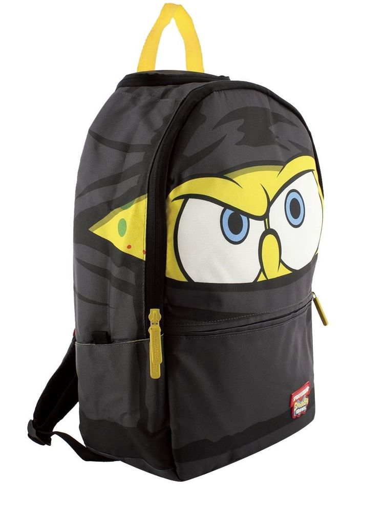 Sprayground spongebob ninja pants backpack