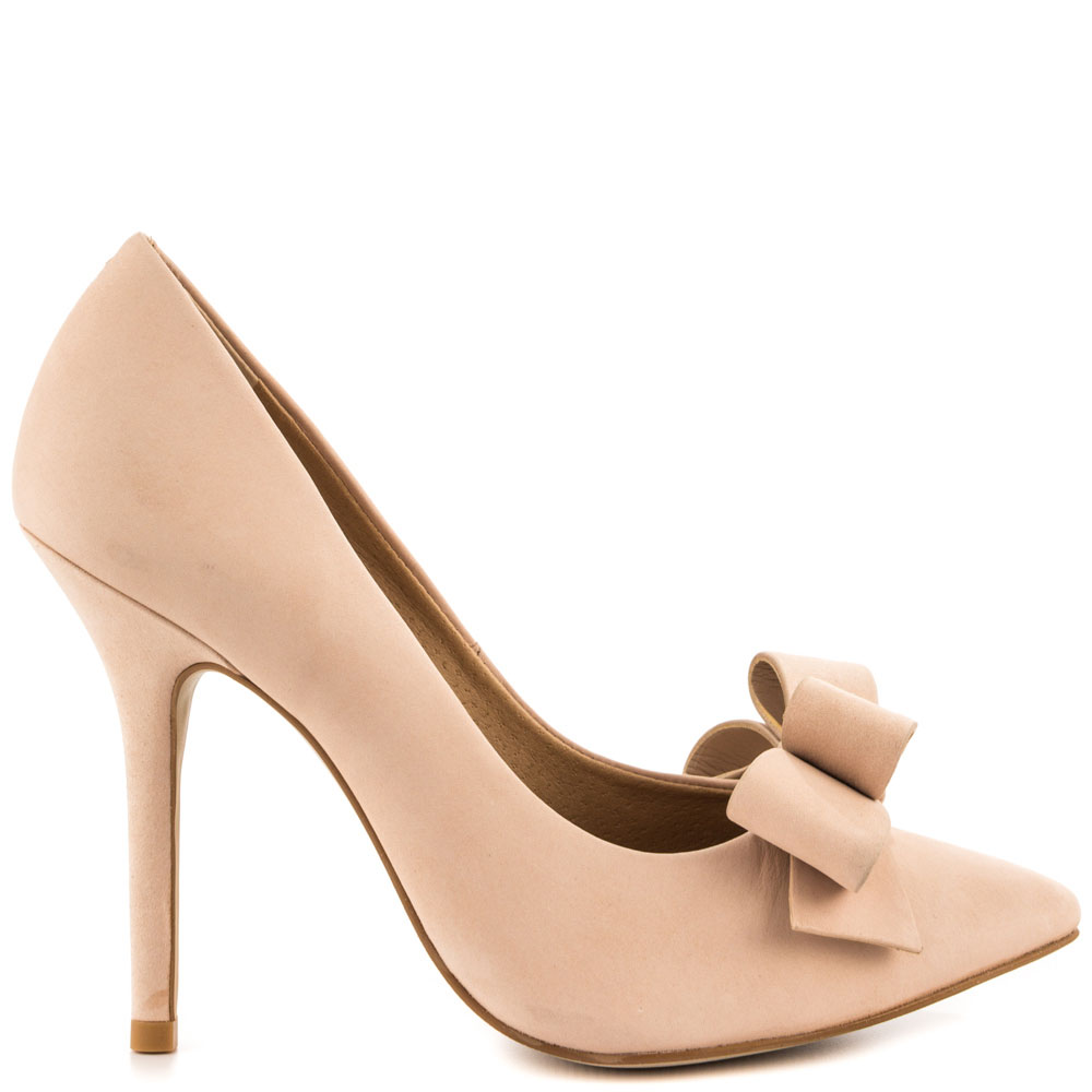 Fairfield - Nude, Luxe by Justfab, 54.99, FREE 2nd Day Shipping!