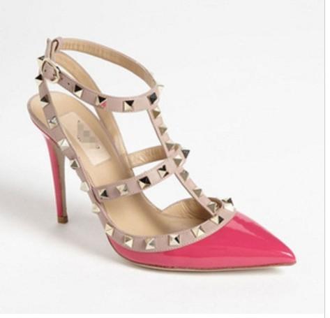 2013 sexy designer shoes women's pumps ultra high heels platform party dance shoes rivet pumps-in Pumps from Shoes on Aliexpress.com