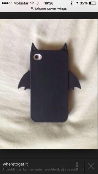 phone case wings batman