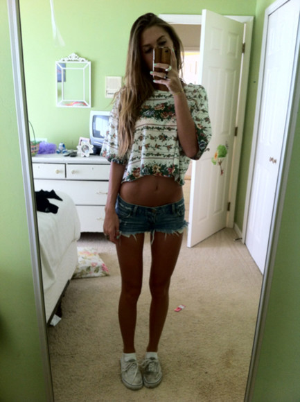 short tank top cute mini shorts top