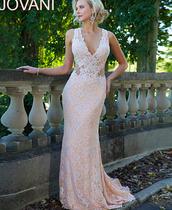 dress,prom dress,jovani,lace,lace dress,prom