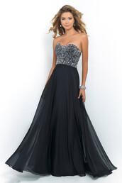 sweetheart dress,black evening dresses,free shipping dress,elegant evening,long prom dress,prom dress