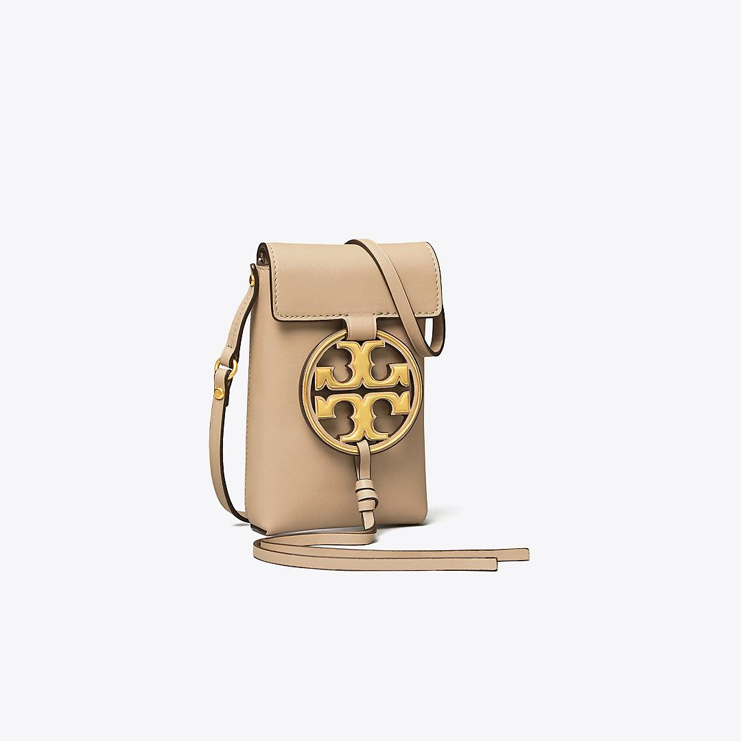 Miller Metal-Logo Phone Crossbody