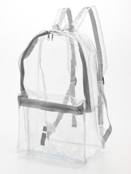 bag clear
