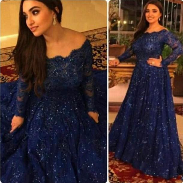 dress, evening dress, plus size dress, long prom dress, lace ...