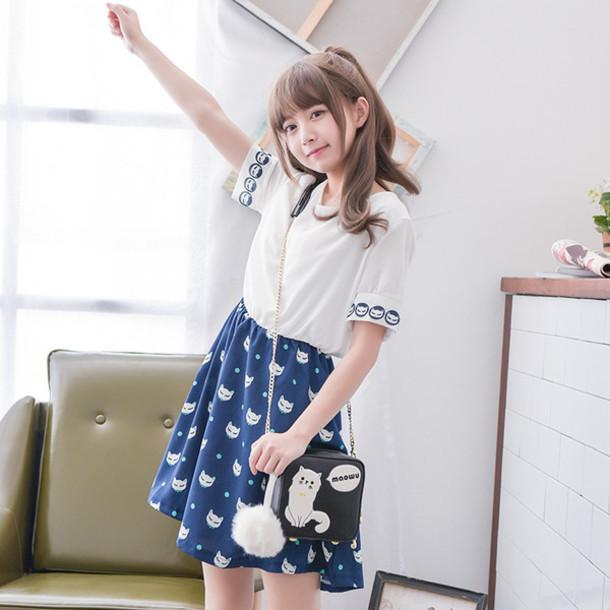 ec59e407998 dress mori girl mori kei harajuku pastel jfashion kawaii kawaii harajuku xl  kawaii curvvy kawaii curvy