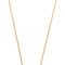 Jennifer zeuner jewelry mariah mini necklace - gold