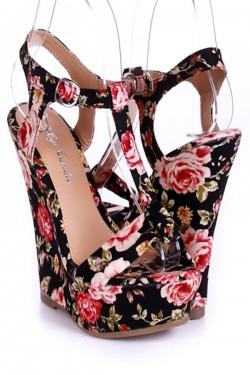 Wedge Heel Shoes Online