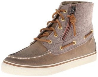 shoes brown chukka sperry women zip