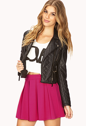 Must-Have Pleated Skirt | FOREVER21 - 2000140349