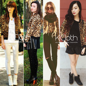 jacket,leopard jacket,kcloth,blazer,leopard print,animal printed