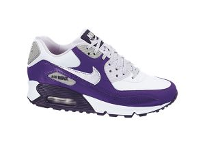 Nike Store. Nike Air Max 90 2007 (3.5y-7y) Girls' Shoe