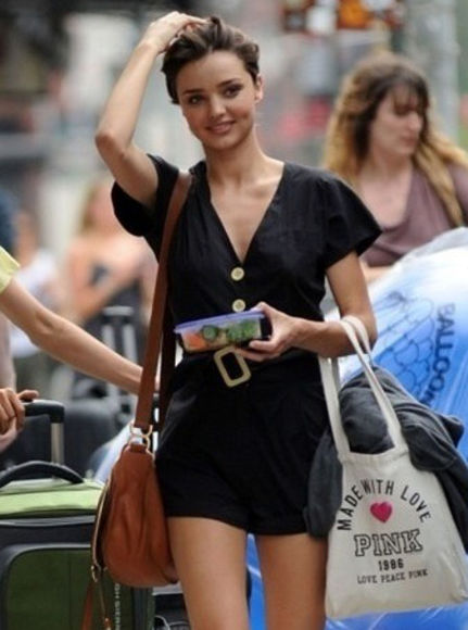 dress cap sleeves bag miranda kerr summer dress summer outfits black little black dress streetstyle casual button up dress cute dress belted mini dress