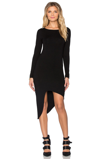 Indah dress sexy dress long sexy black