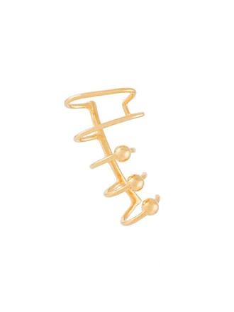 cuff metallic women ear cuff jewels