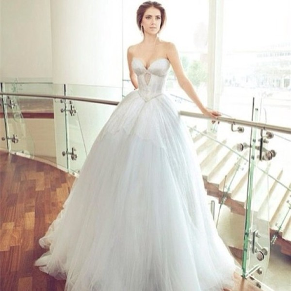 dress white girlfriend white dress clothes wedding dress