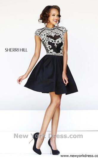 dress clothes prom prom dress diamonds sherri hill