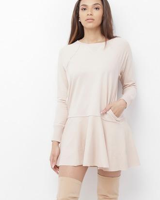 dress nude blush blush dress nude dress tunic dress knitted dress long sleeve dress