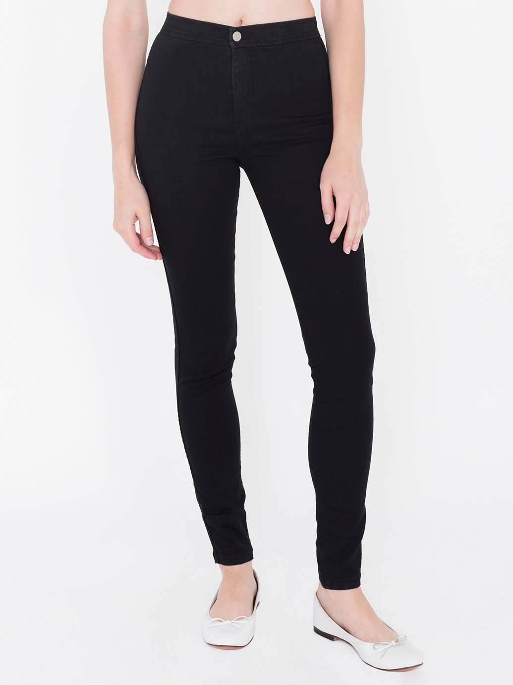 Black Easy Jeans - Jeans Am