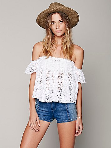 Free People   Free to Be Top at Free People Clothing Boutique