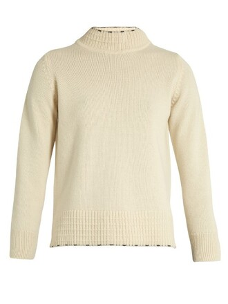 sweater high cream