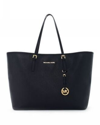 bag michael kors jet set tote designer mk bag mk purple bag black bag urgent