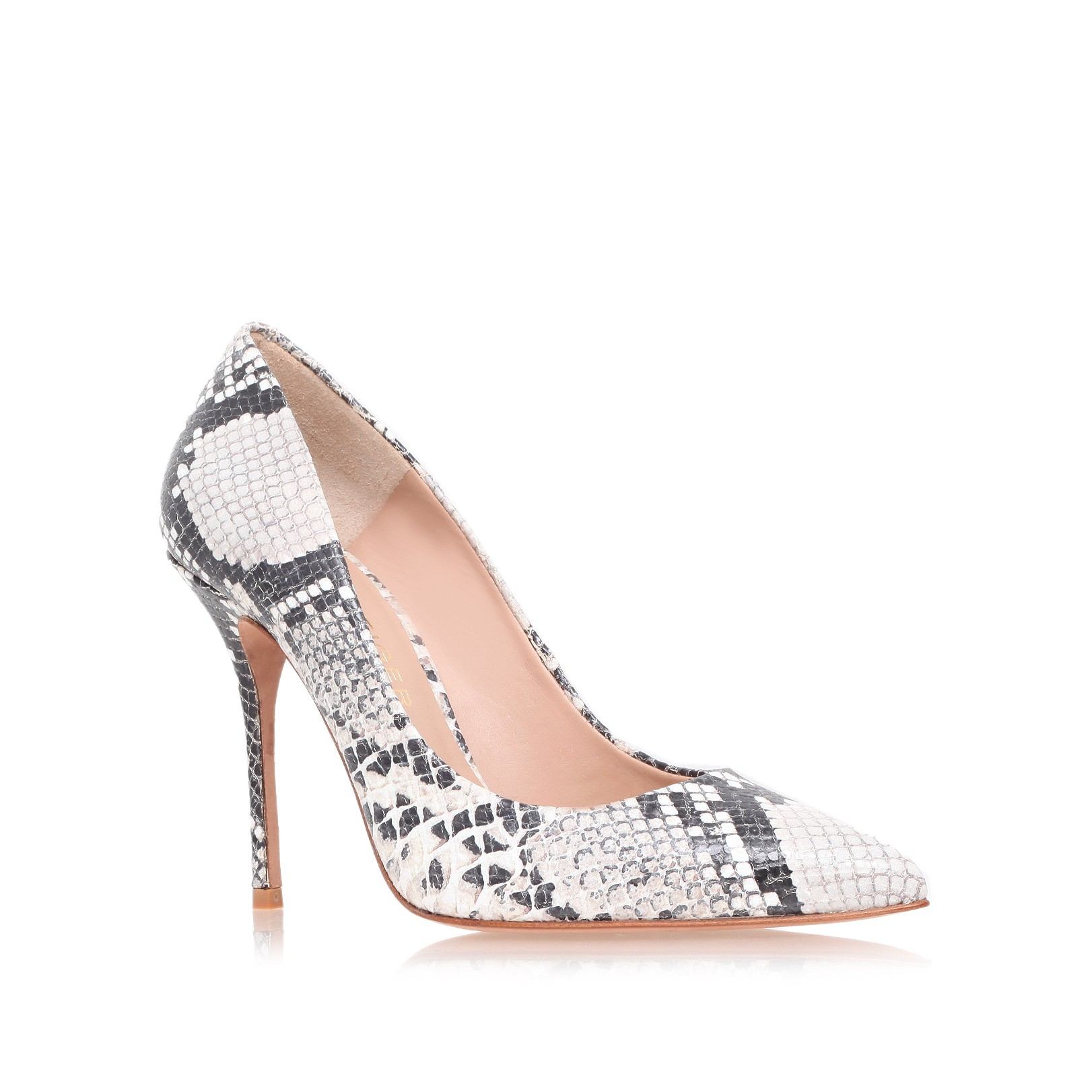 0b4b01195bf Kurt Geiger | ELLEN Black High Heel Court Shoes by Kurt Geiger London