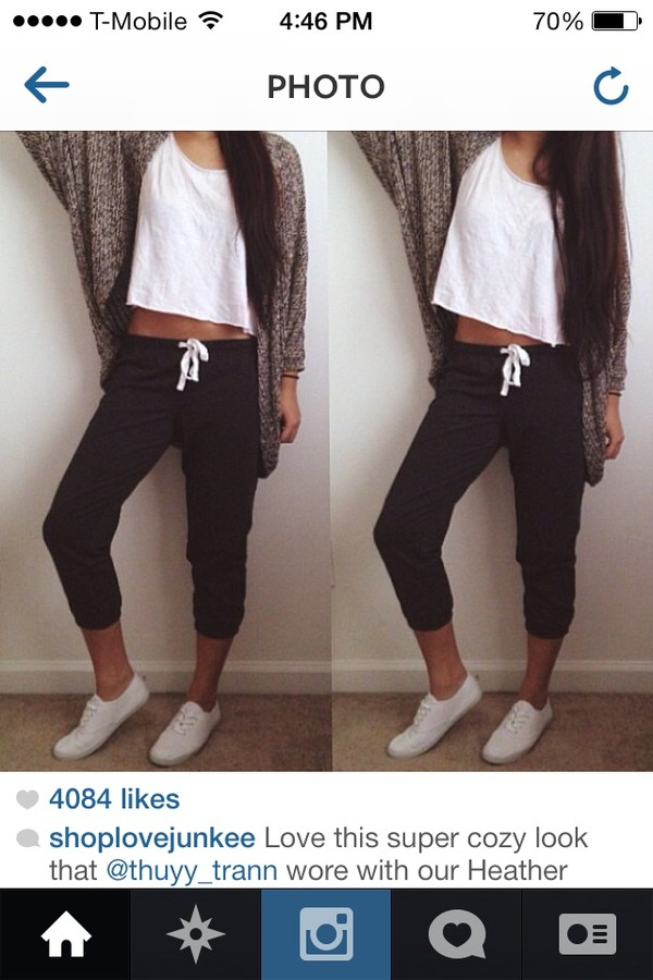 pants leggings cardigan pajamas top
