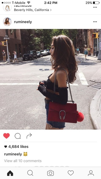 jewels bag charm bag bug keychain fur keychain rumi neely fashion toast blogger instagram