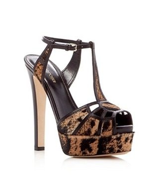 shoes heels platform sandals animal print high heels leopard print high heels sergio rossi vacation sandals