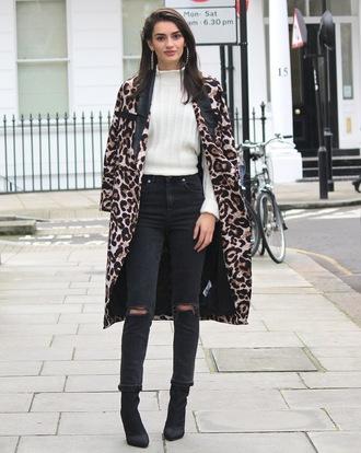 peexo blogger leopard print