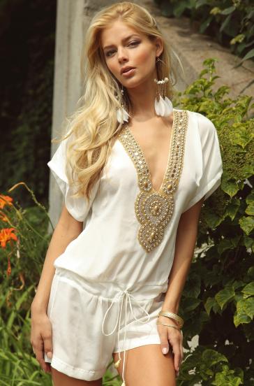 Trica Blanc
