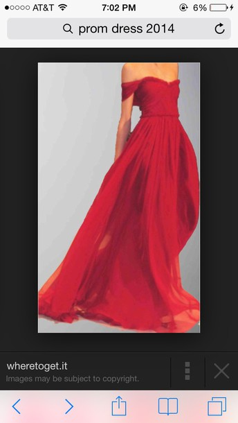 dress red dress long prom dress slim fit