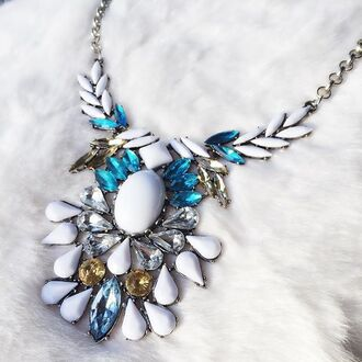 jewels cherry diva necklace statement necklace jewelry