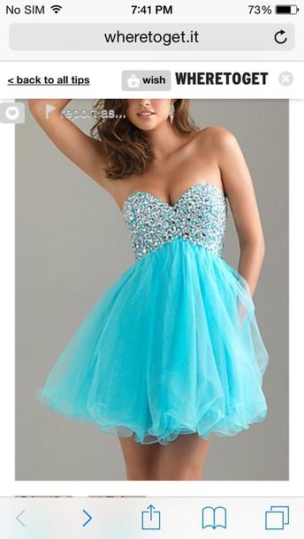 dress blue dress dazzle top
