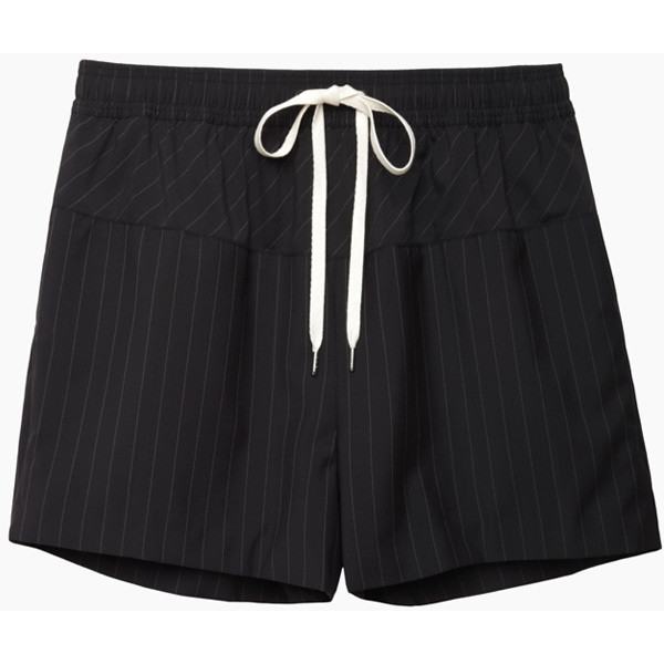 Alexander Wang Pinstriped Boxer Short