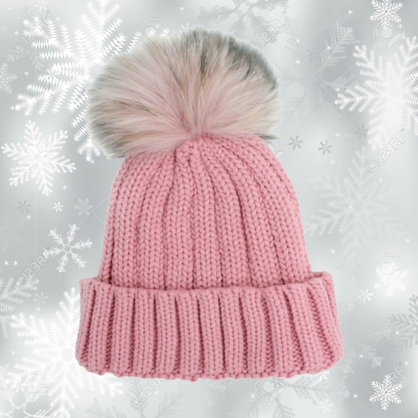 hat fashion hats pink cap winter hat
