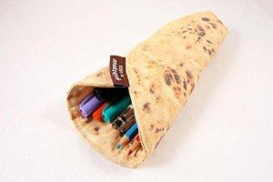 Amazon.com: Flat-Bread/Pita Bread/Laffa Bread Ashtanur Pencil Case-