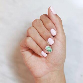 nail accessories tumblr nail polish nails nail art nail stickers pink nails