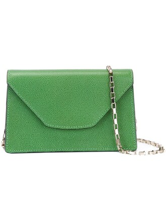 mini women bag crossbody bag green