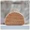 Preorder handwoven straw bag, straw basket bag, straw bag purse, straw bag, picnic tote, market tote (picnic small)