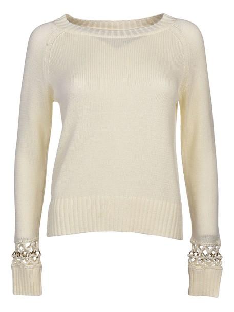 A.L.C. sweater white