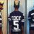 Homme Logo Zipper Sweatshirt ?Hockey Jersey from Tumblr Fashion on Storenvy